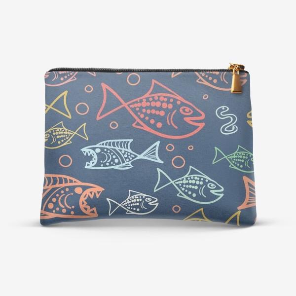 Косметичка «Рыбий Мир»