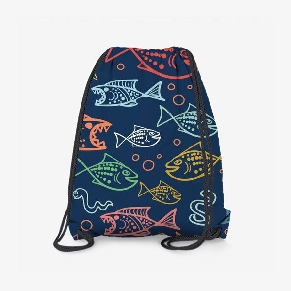 Рюкзак «Рыбий Мир»