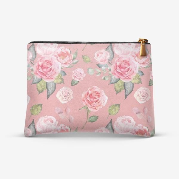 Косметичка «Розовый сад Пинк»