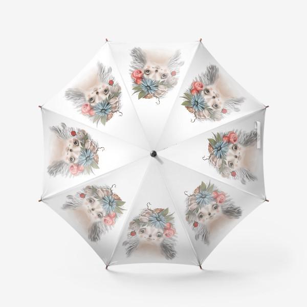 Зонт «Ежик в тумане»