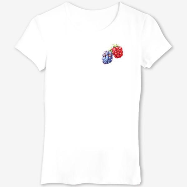 Футболка «Ягода-малина»
