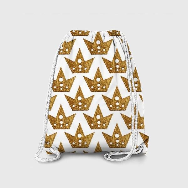 Рюкзак «Короны винтаж»