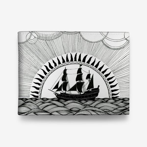Кошелек «Корабль»