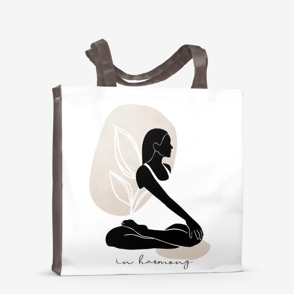 Сумка-шоппер «В гармонии»