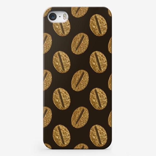Чехол iPhone «Кофе винтаж»