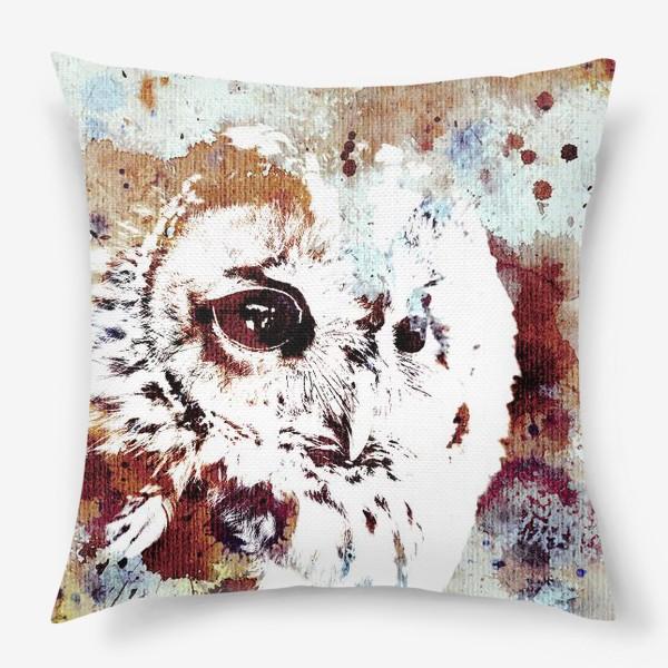 Подушка «Сова»
