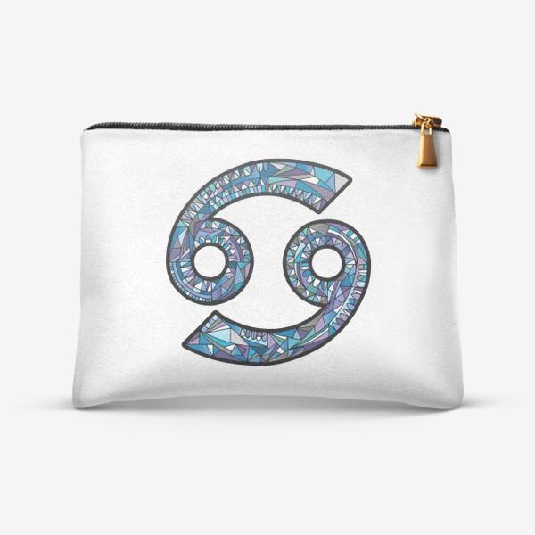 Косметичка «РАК знак зодиака»