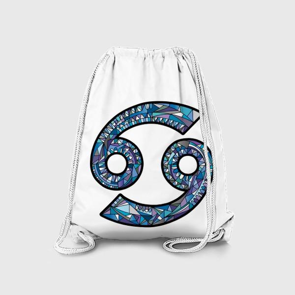 Рюкзак «РАК знак зодиака»
