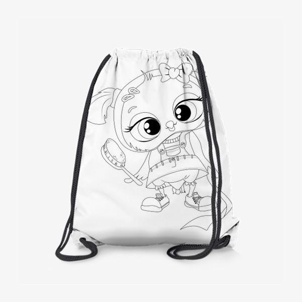 Рюкзак «Совушка модница»