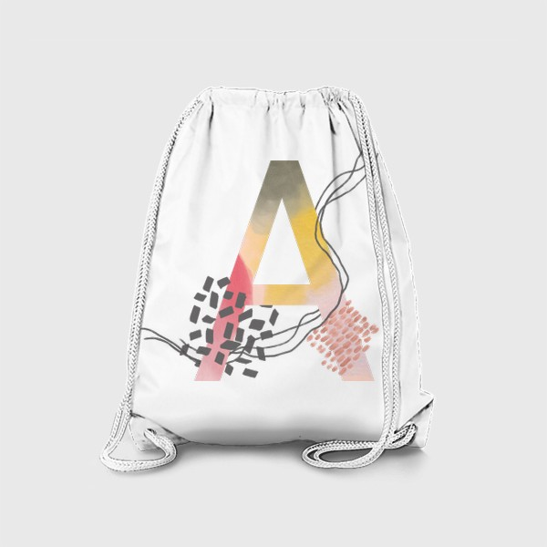 Рюкзак «Буква А»
