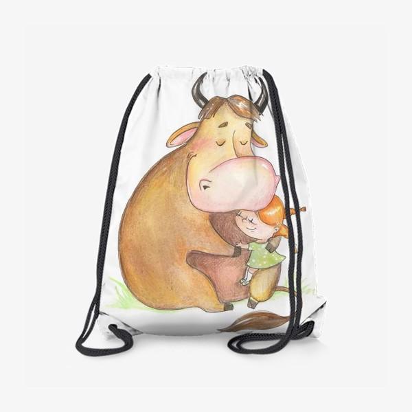 Рюкзак «Тельцы»
