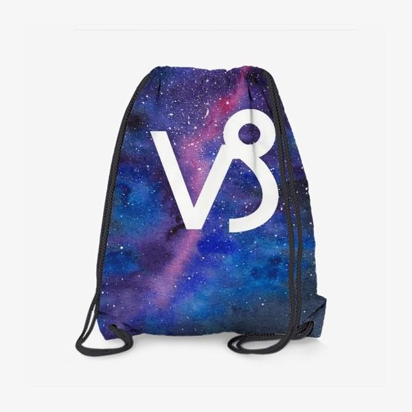 Рюкзак «Козерог. Созвездие. Знак зодиака»