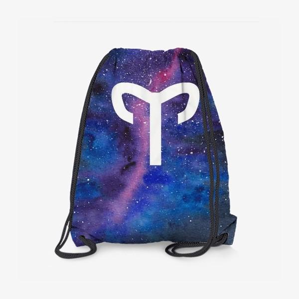 Рюкзак «Овен. Созвездие. Знак зодиака»