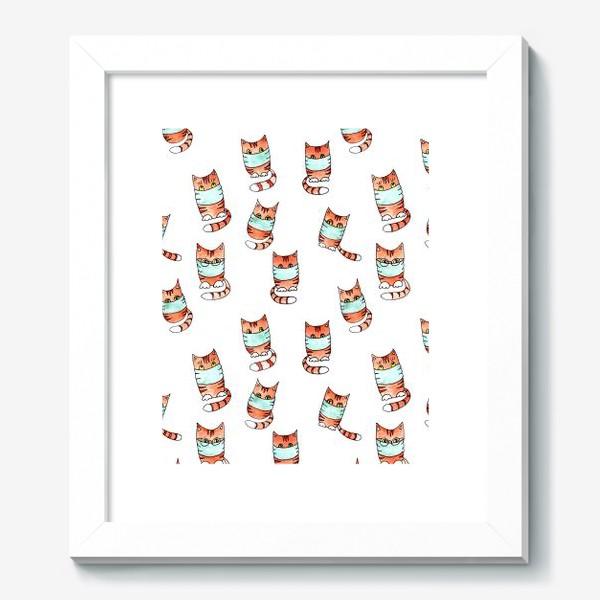 Картина «Вирусные котики»