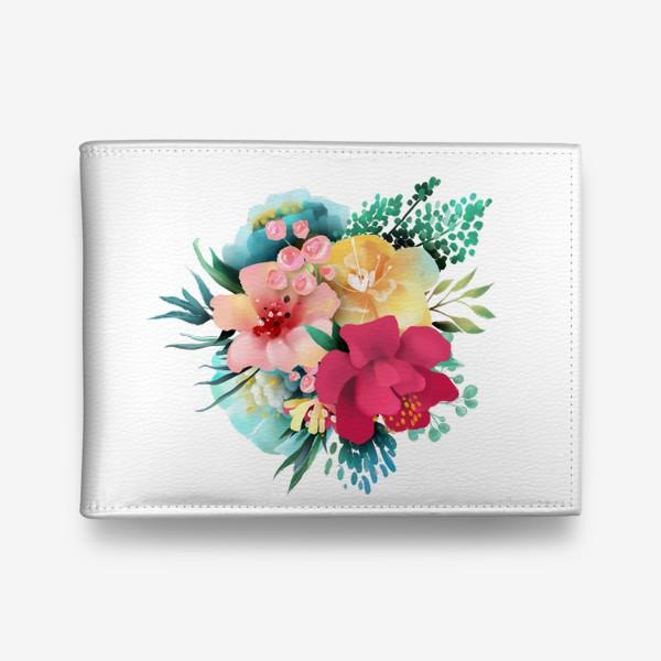 Кошелек «Цветы»