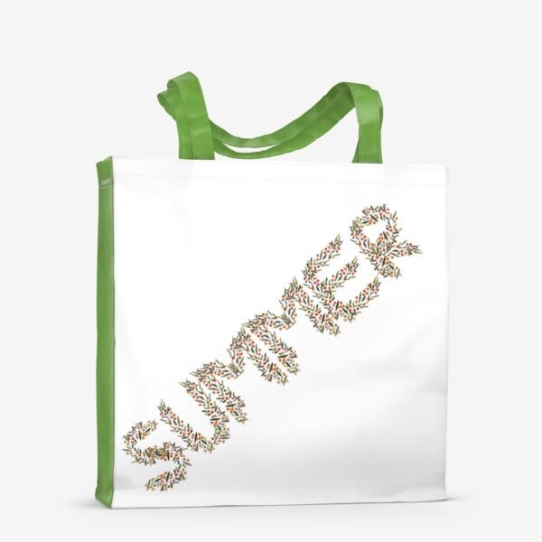 Сумка-шоппер «Лето»