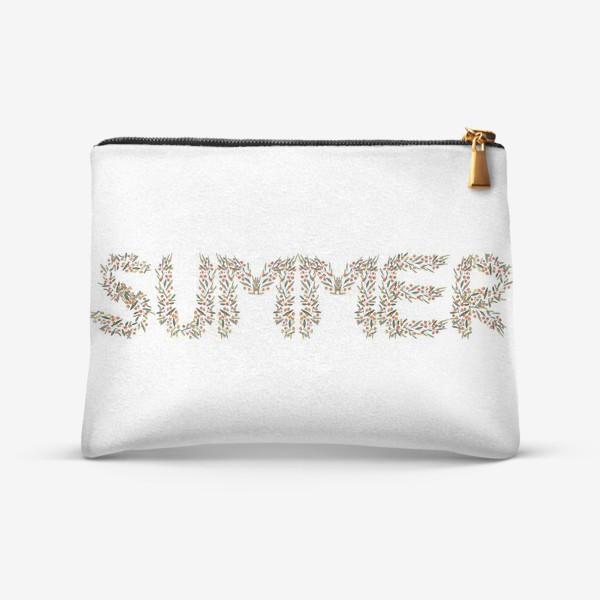 Косметичка «Лето»