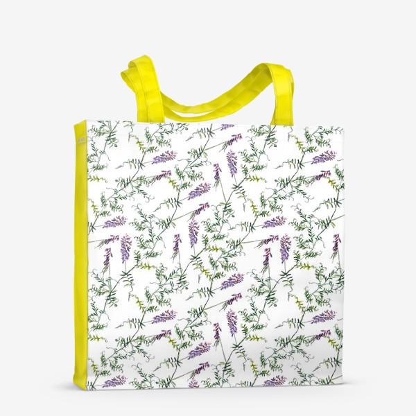 Сумка-шоппер «Мышиный горошек»