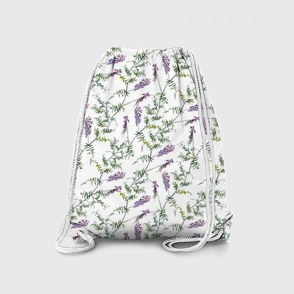 Рюкзак «Мышиный горошек»