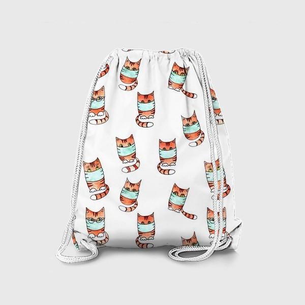 Рюкзак «Вирусные котики»