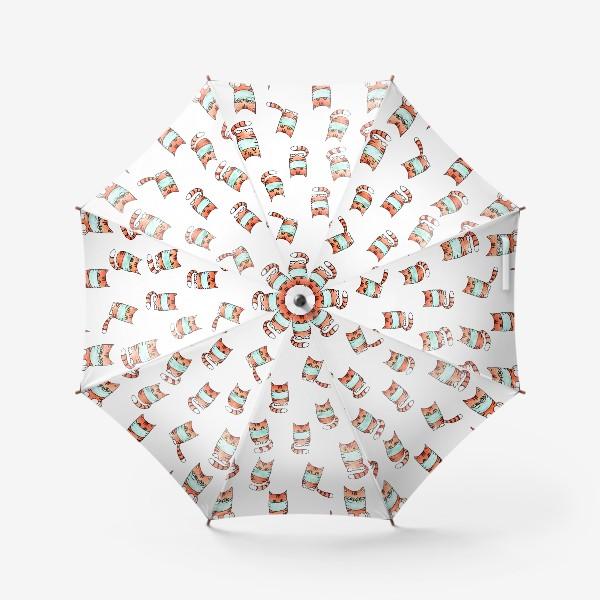 Зонт «Вирусные котики»
