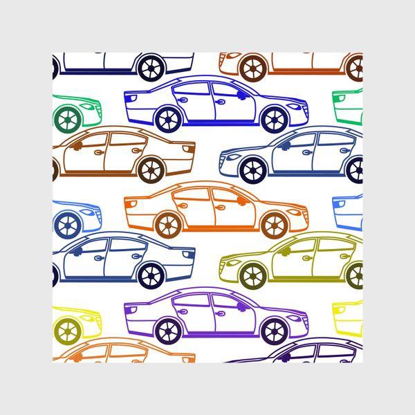 Шторы «Машины»