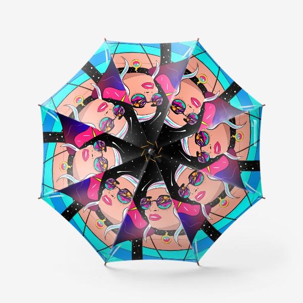 Зонт «Space girl»