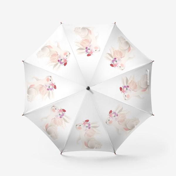 Зонт «Зайченок»