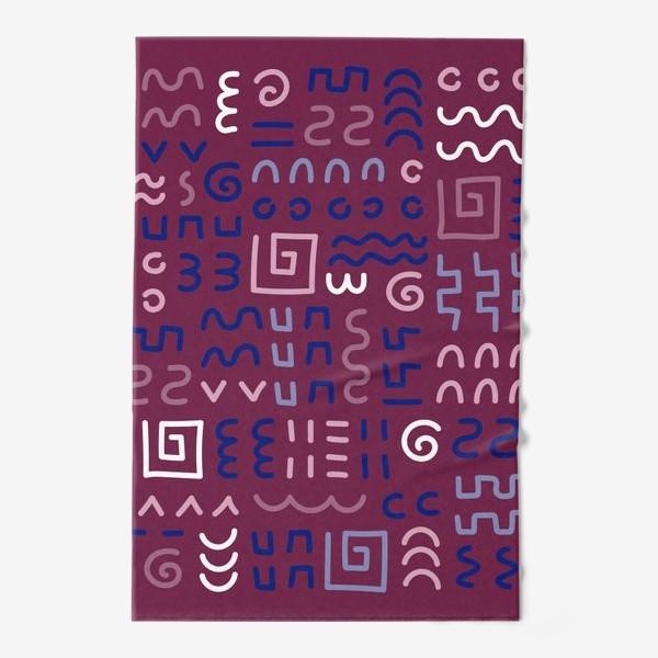 Полотенце «Знаки, символы»