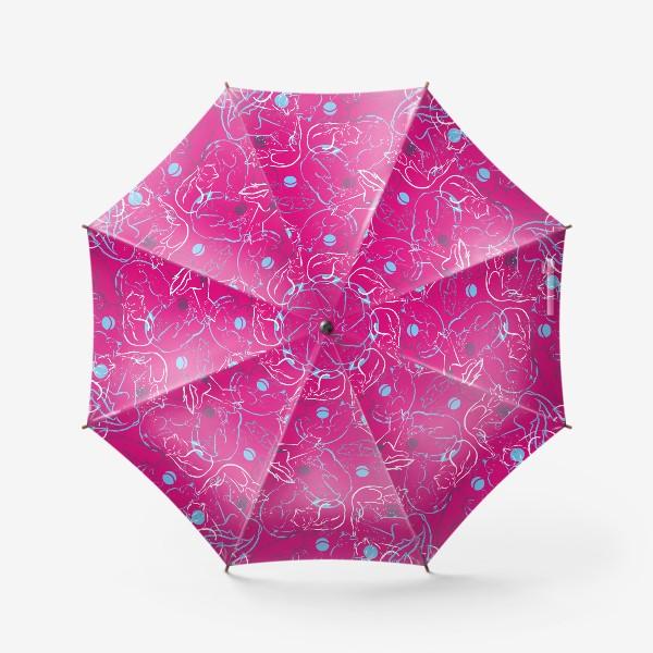 Зонт «Котовасия»