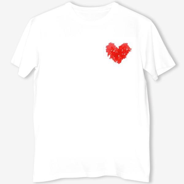 Футболка «Сердце»