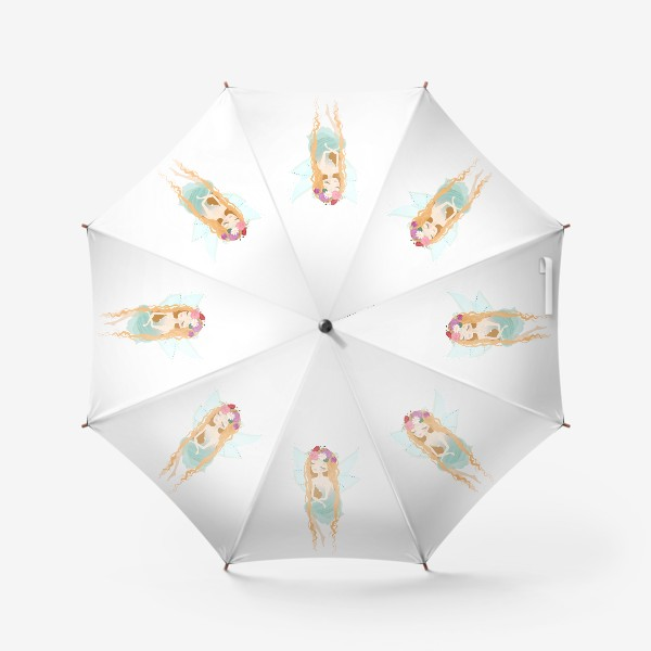 Зонт «Цветочная фея»