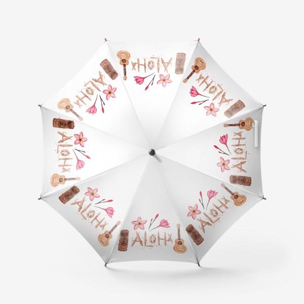 Зонт «Алоха!»