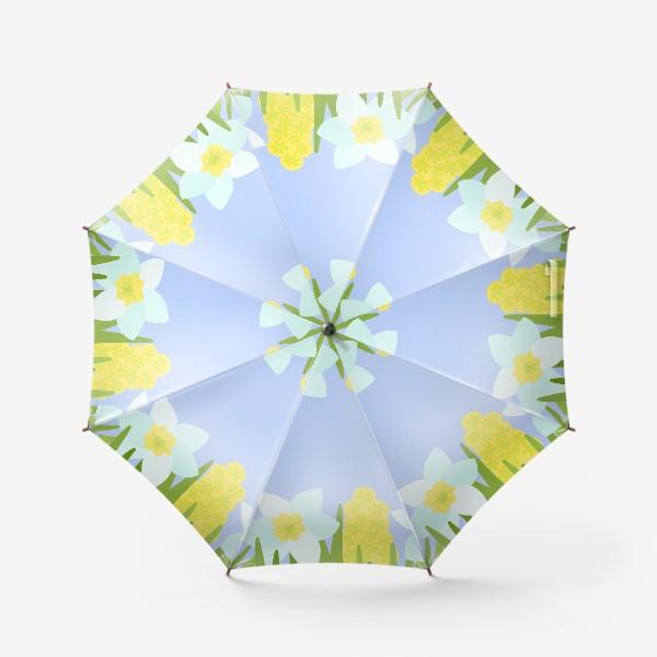 Зонт «Нарциссы»