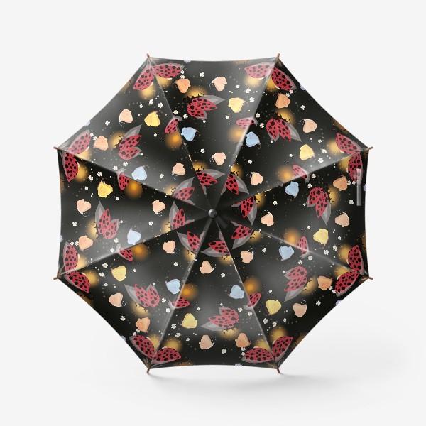 Зонт «Божьи коровки»