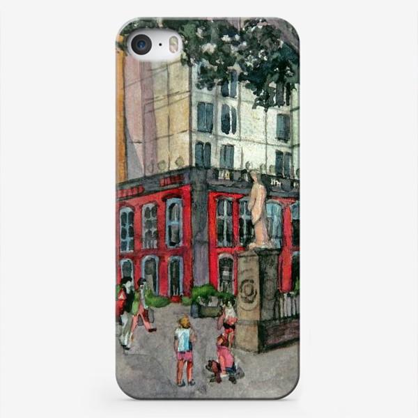 Чехол iPhone «Santa Crus»