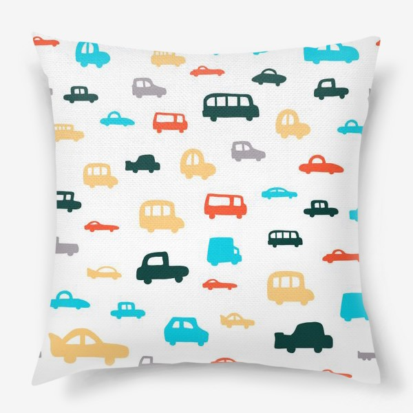 Подушка «машины»