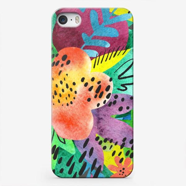 Чехол iPhone «Тропики»