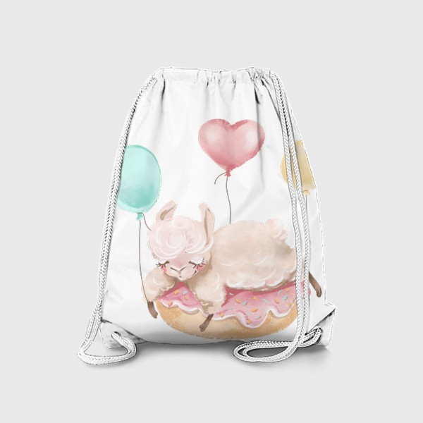 Рюкзак «Милая лама »