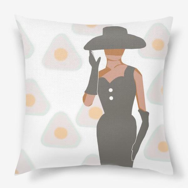 Подушка «Fashion girl»