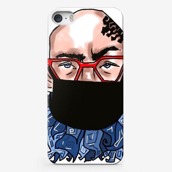 Чехол iPhone «В маске »