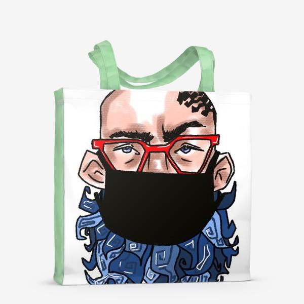 Сумка-шоппер «В маске »