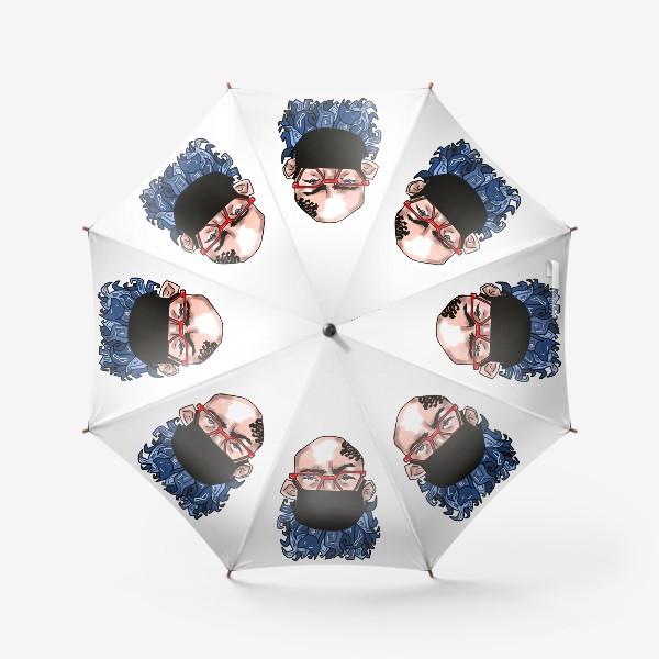 Зонт «В маске »