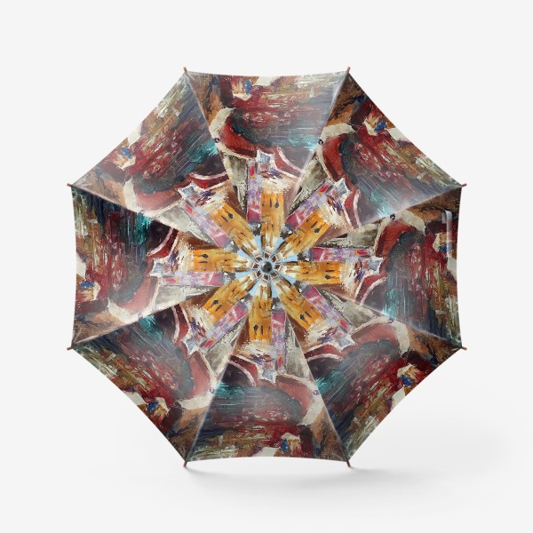 Зонт «Сны о Венеции. Rio Fontego»