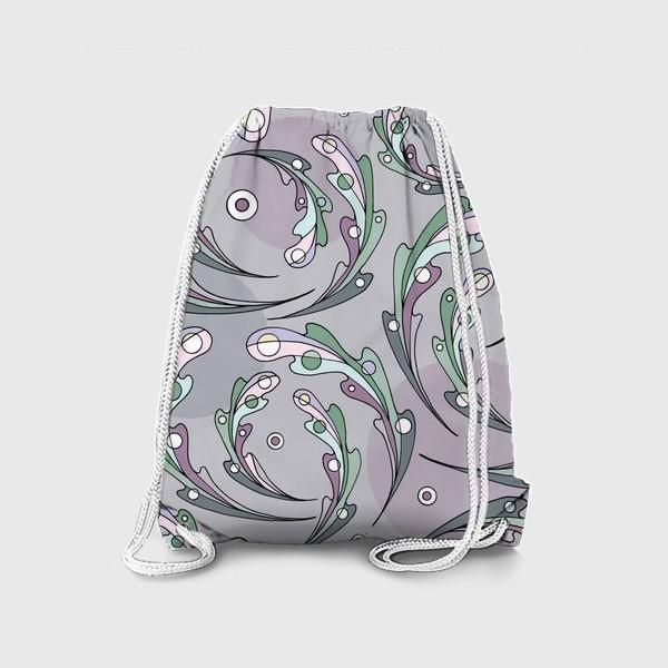 Рюкзак «Листья дуба»