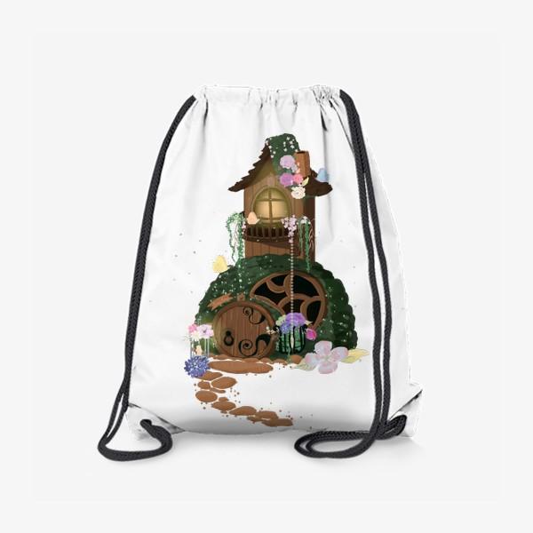 Рюкзак «Домик Хоббита»