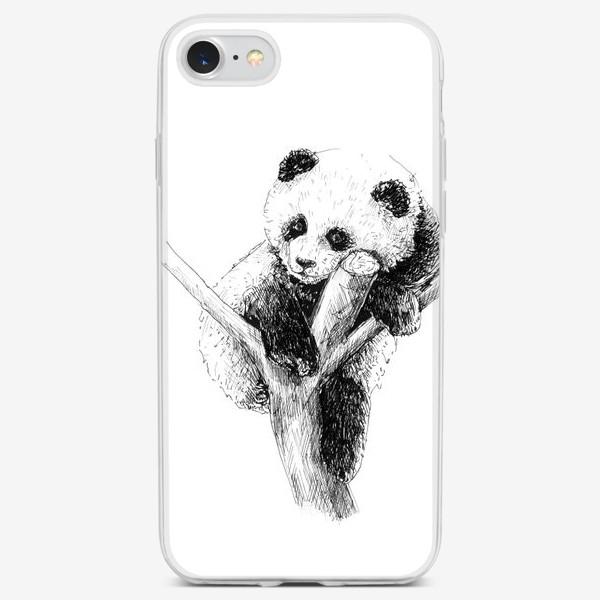 Чехол iPhone «Панда »