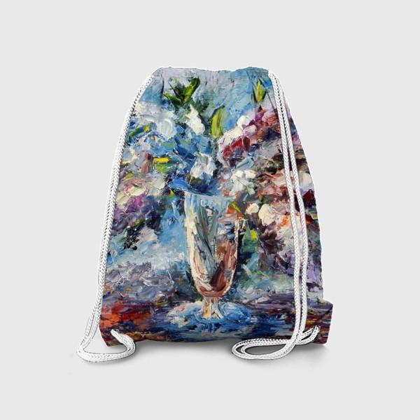 Рюкзак «Сирень»