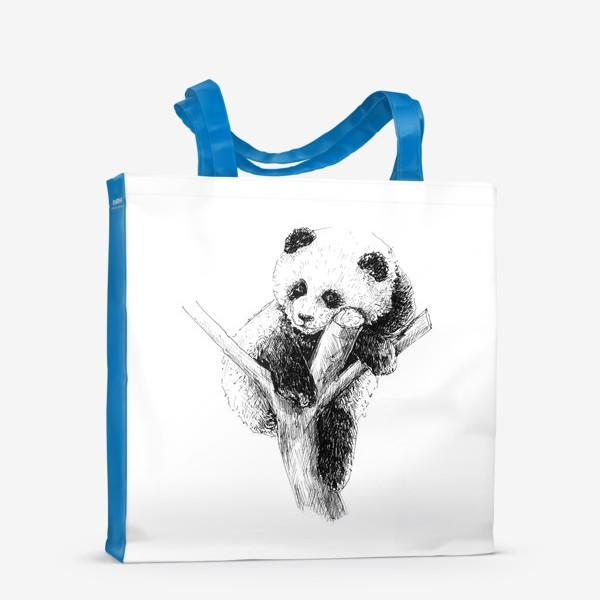 Сумка-шоппер «Панда »
