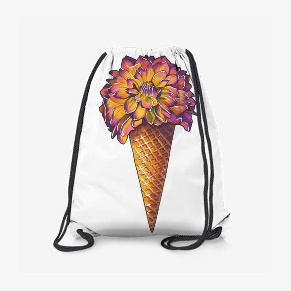 Рюкзак «Летнее мороженое»